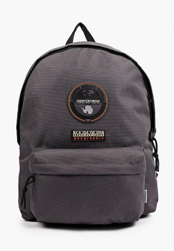 мужской рюкзак napapijri, серый