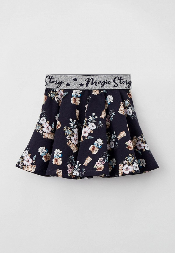 юбка choupette для девочки, синяя
