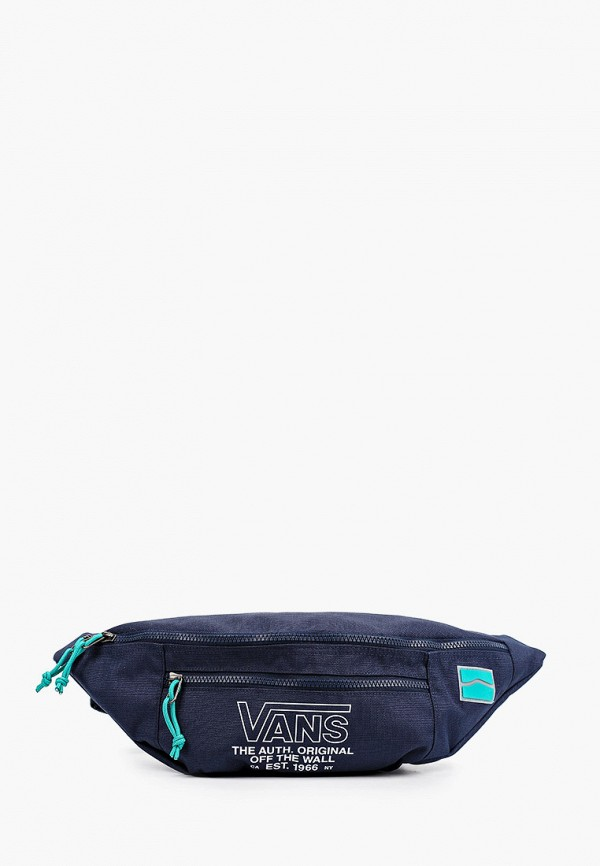 женская поясные сумка vans, синяя