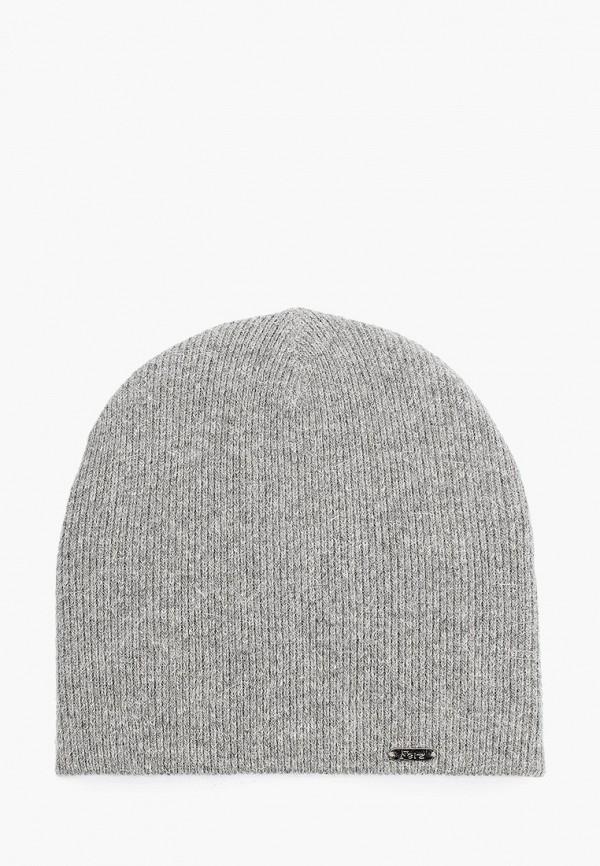 женская шапка ferz, серая