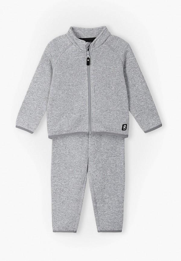 костюм reima малыши, серый