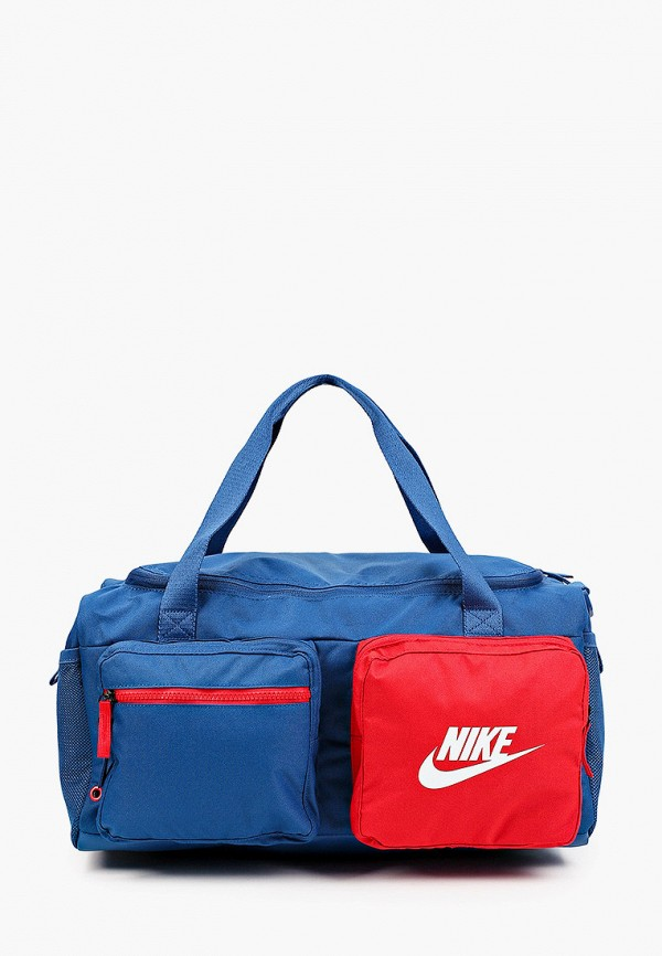 спортивные сумка nike малыши, синяя