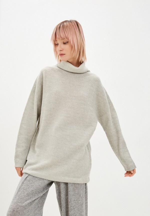 женский свитер blauer usa, серый