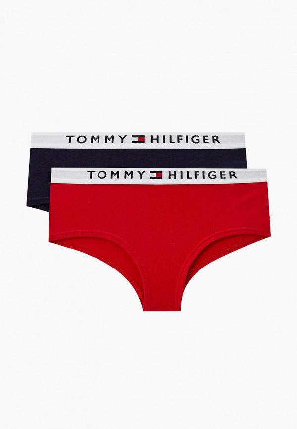 Трусы 2 шт. Tommy Hilfiger разноцветного цвета