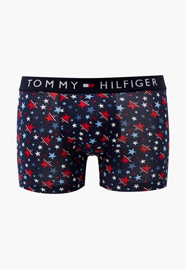 Трусы Tommy Hilfiger синего цвета