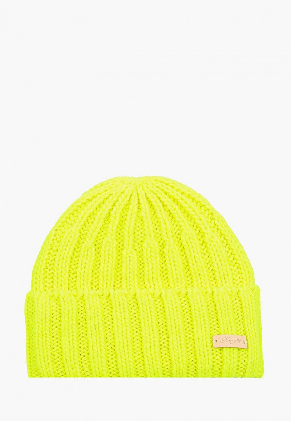 женская шапка noryalli, зеленая