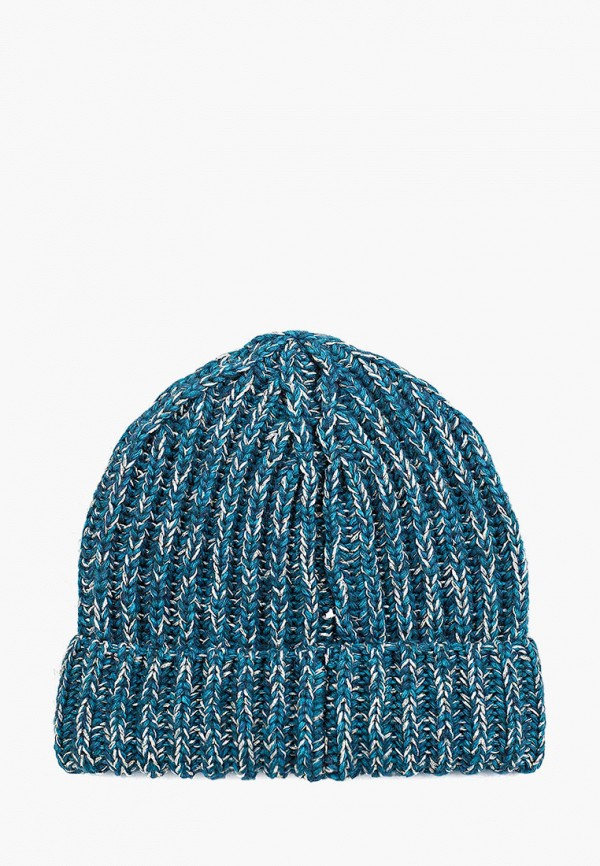 женская шапка noryalli, бирюзовая