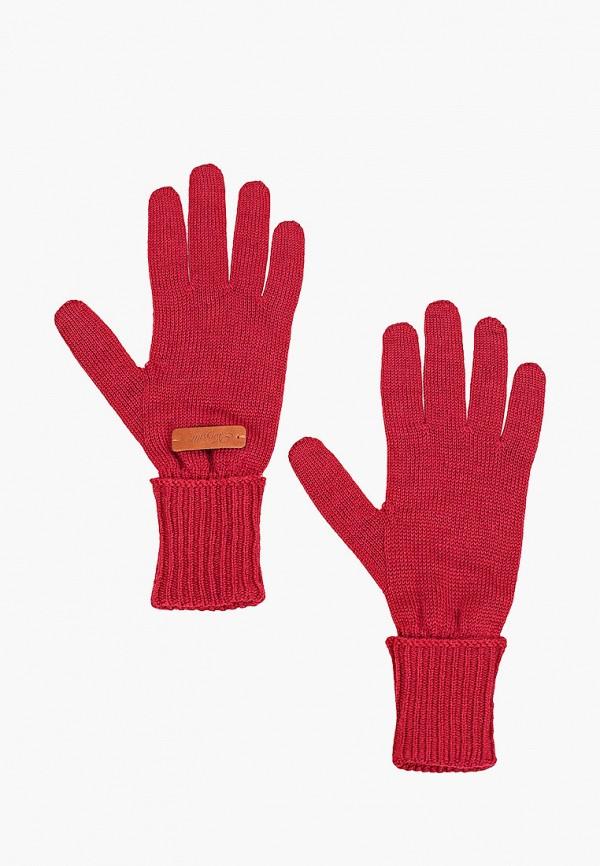 женские текстильные перчатки noryalli, бордовые