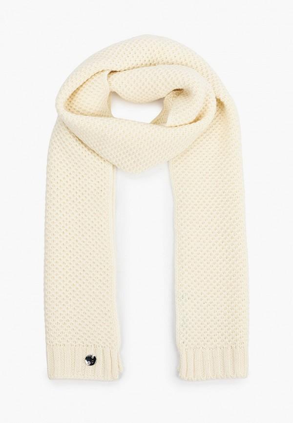 шарф united colors of benetton для мальчика, бежевый