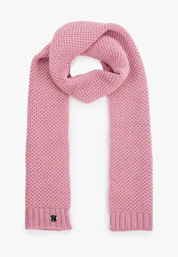 шарф united colors of benetton для мальчика, розовый