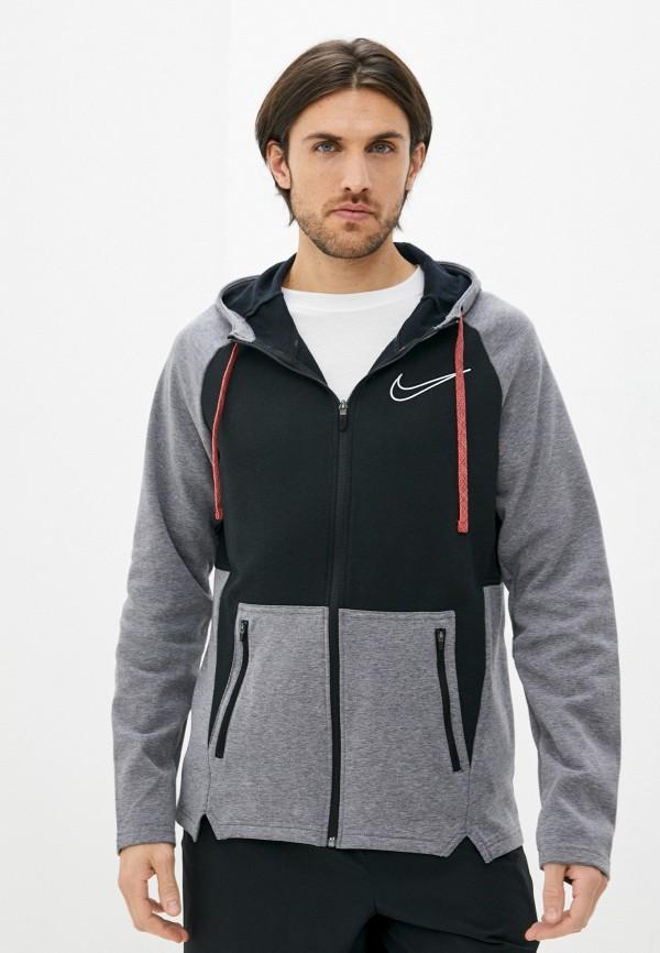 Толстовка Nike черного цвета