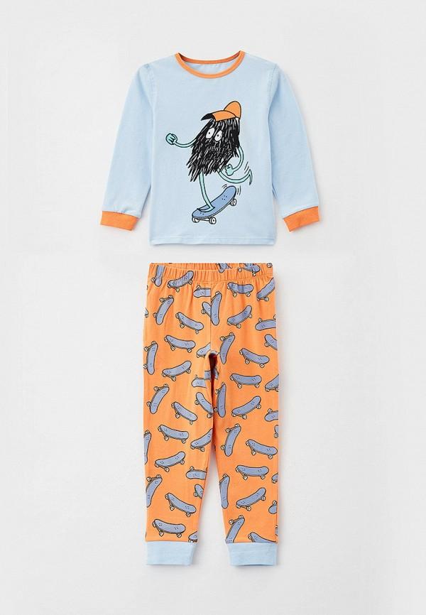 пижама cotton on для мальчика, разноцветная