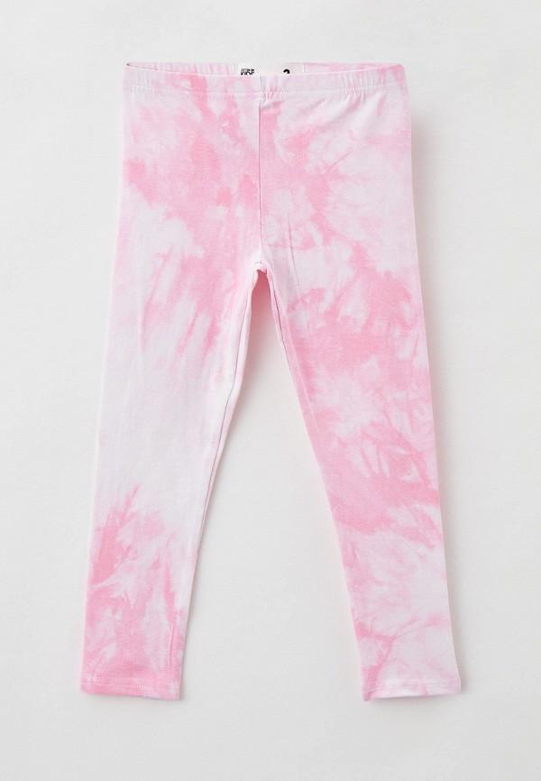леггинсы cotton on для девочки, розовые