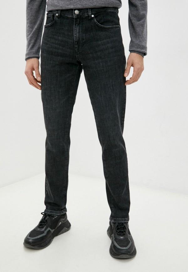 мужские зауженные джинсы guess by marciano, серые