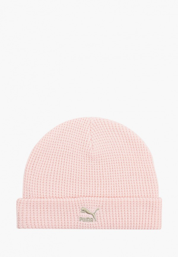 Шапка PUMA розового цвета