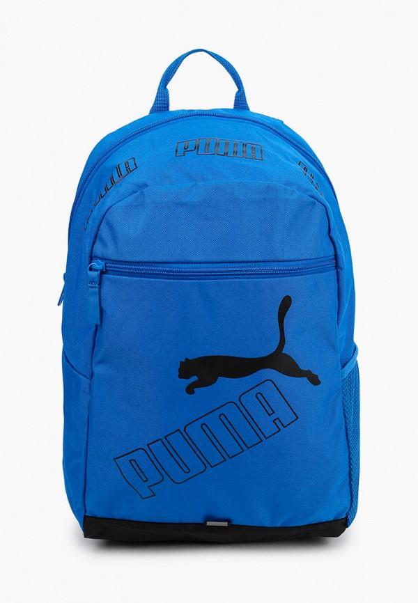 Рюкзак PUMA синего цвета