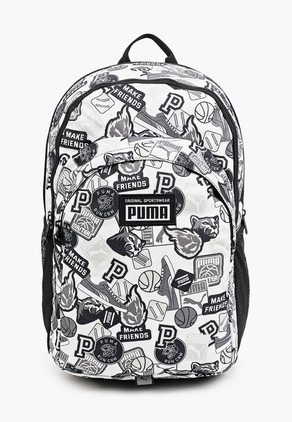 женский рюкзак puma, белый