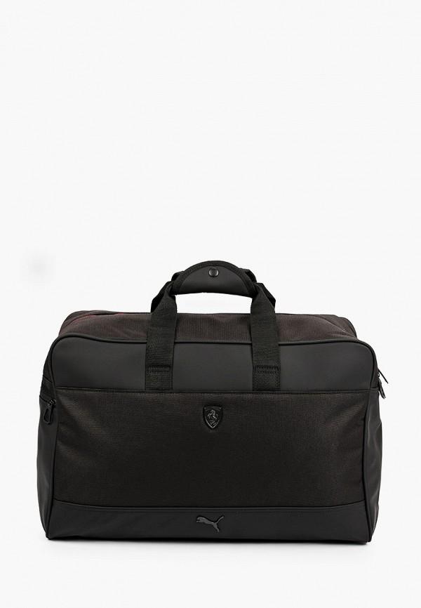 женская дорожные сумка puma, черная