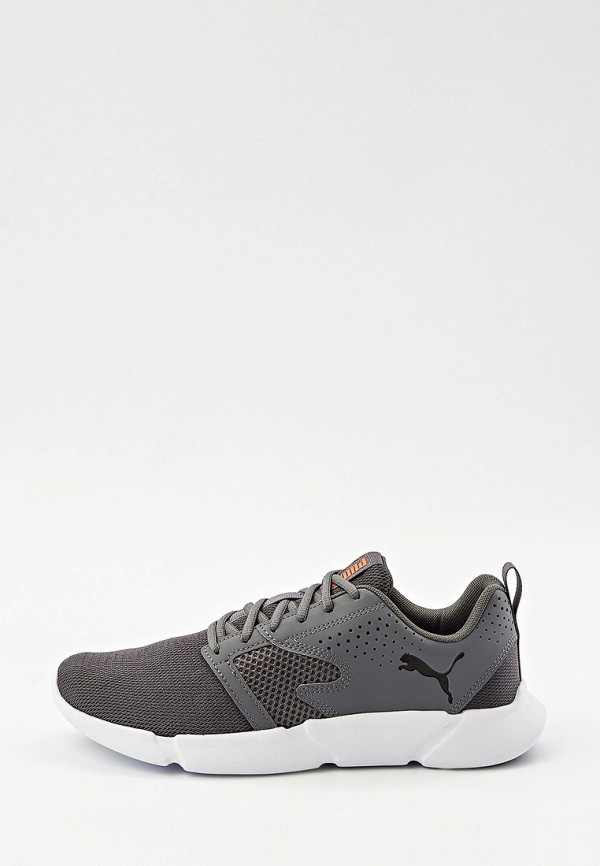 Кроссовки PUMA серого цвета
