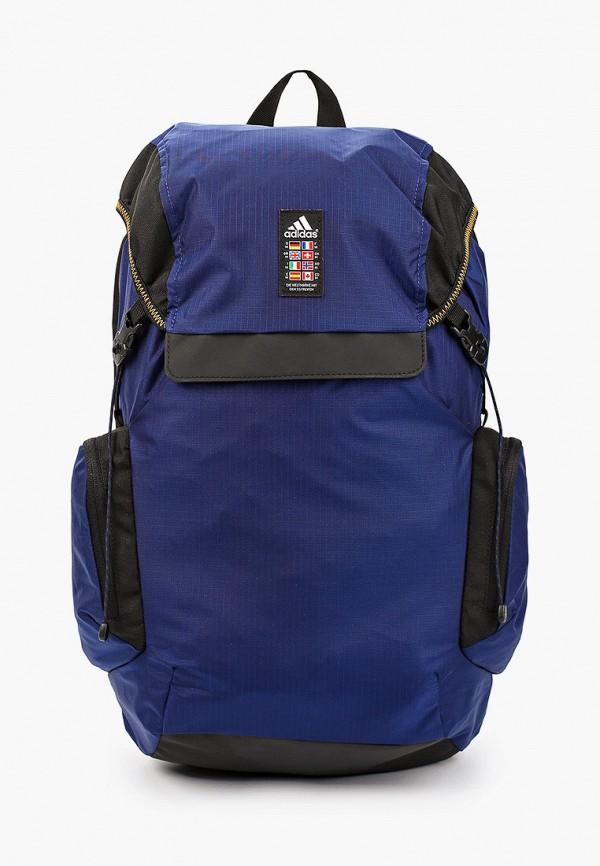 женский рюкзак adidas, синий