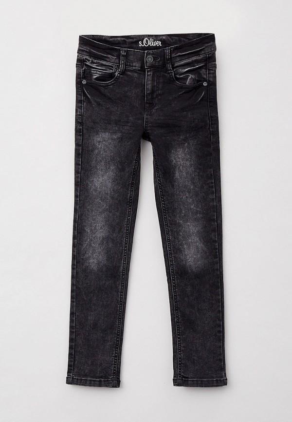 джинсы s.oliver для мальчика, серые