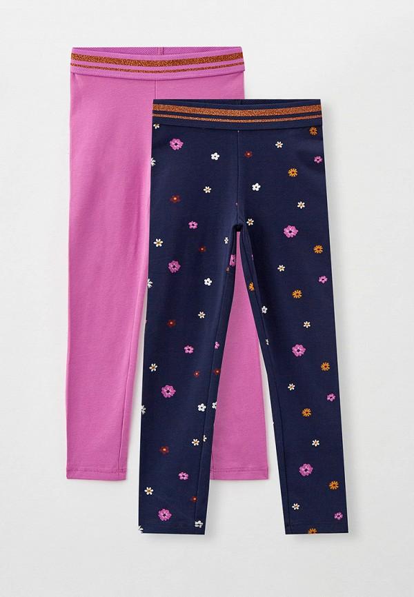 леггинсы s.oliver для девочки, разноцветные