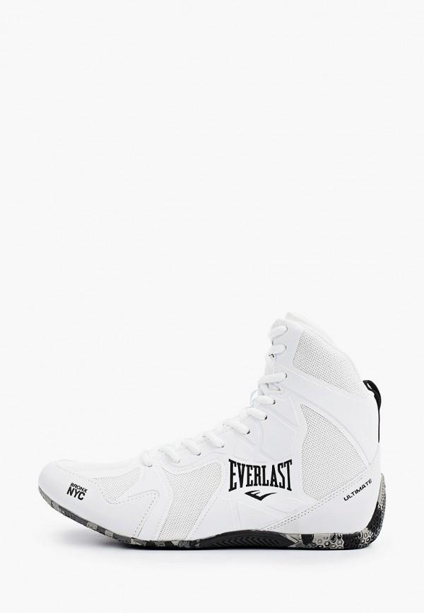 Боксерки Everlast белого цвета