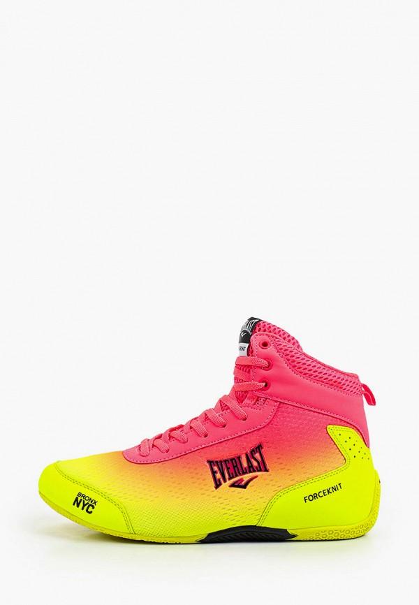 Боксерки Everlast разноцветного цвета