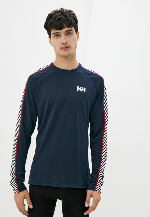 мужское термобелье helly hansen, синее