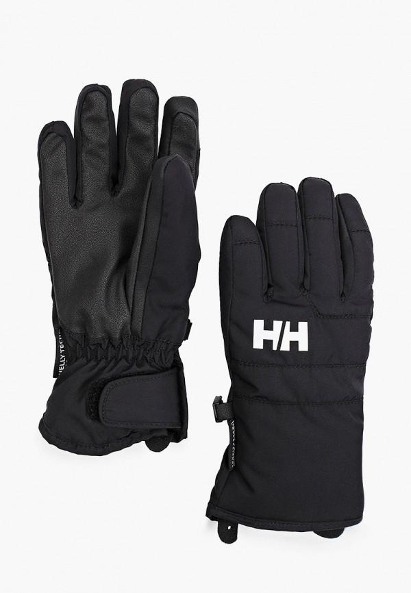 перчатки helly hansen малыши, черные
