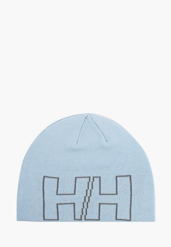 шапка helly hansen малыши, голубая