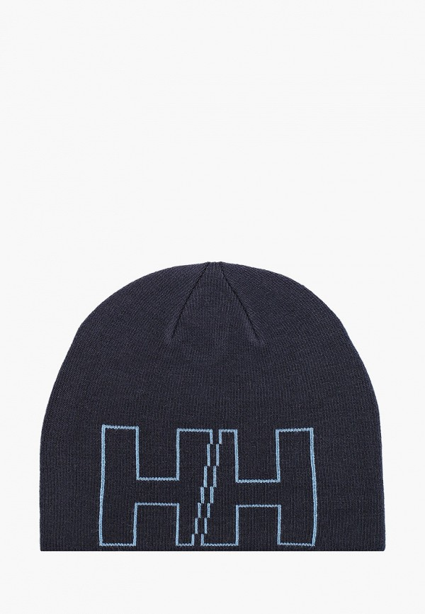 шапка helly hansen малыши, черная