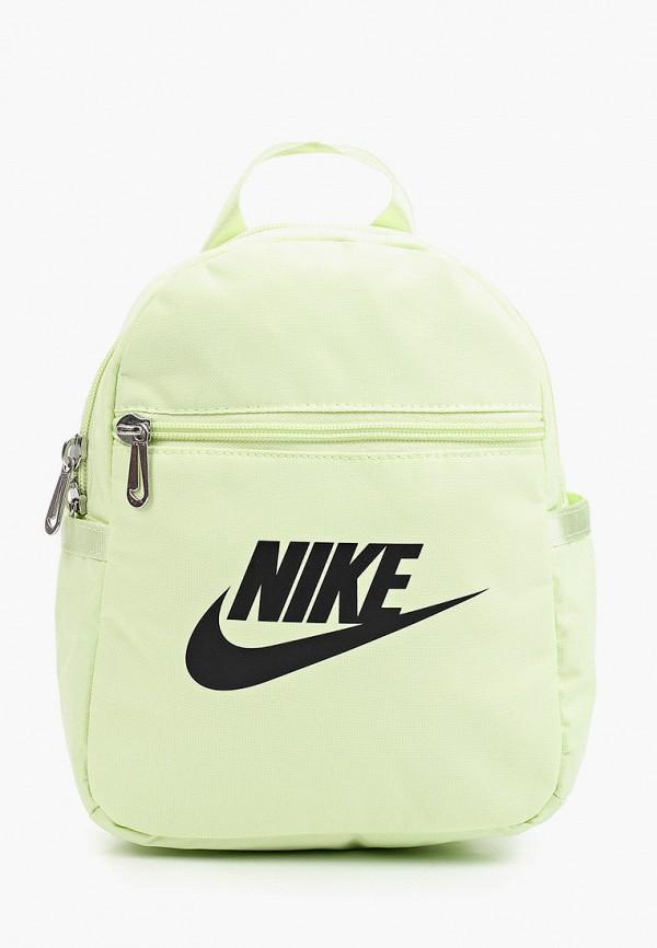 женский рюкзак nike, зеленый