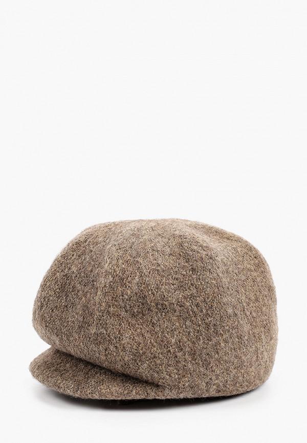 женская кепка noryalli, коричневая