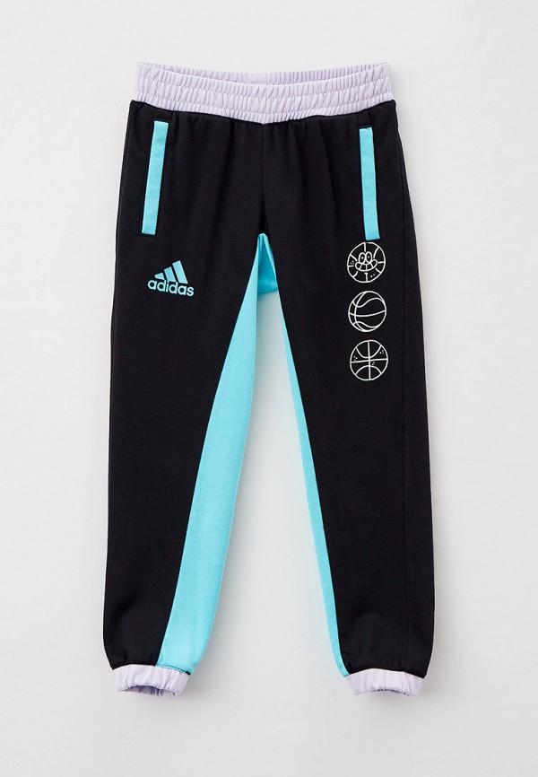 спортивные брюки adidas малыши, разноцветные