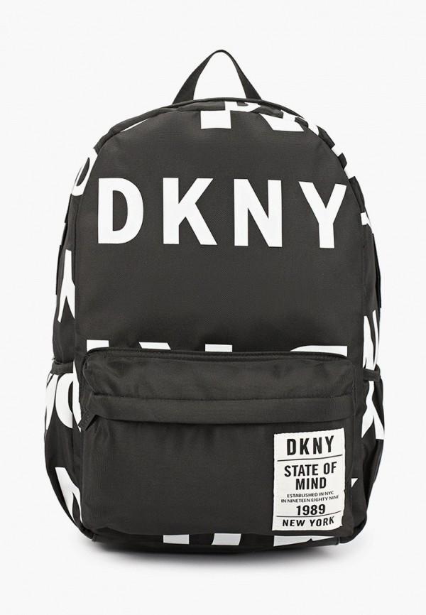 рюкзак dkny для девочки, черный