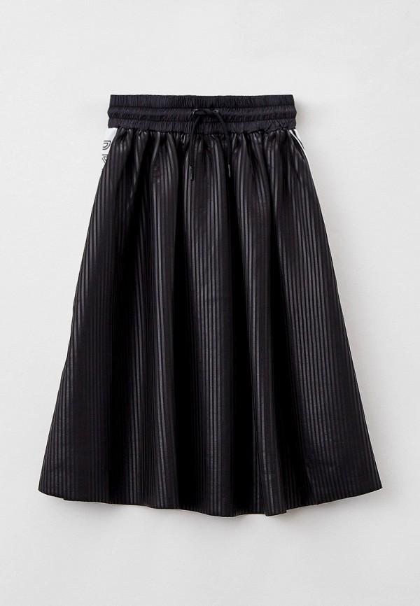 юбка dkny для девочки, черная