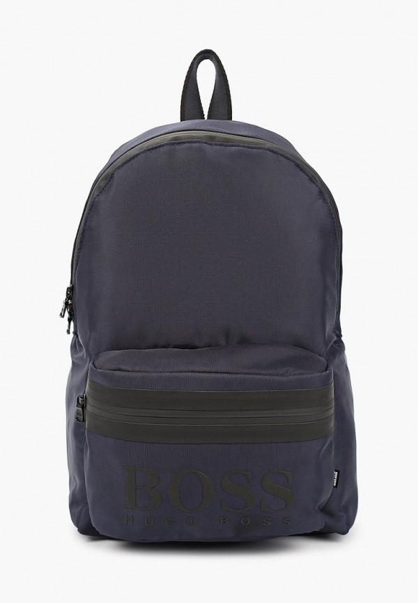 рюкзак boss для мальчика, синий