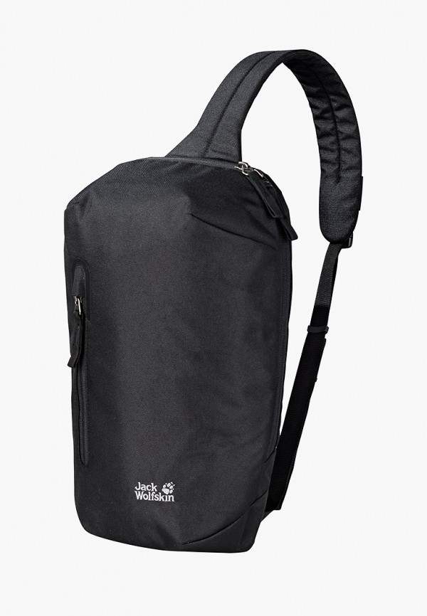 женская сумка через плечо jack wolfskin, черная