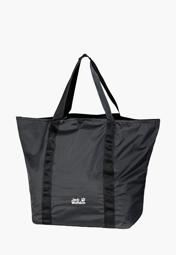 женская сумка jack wolfskin, черная