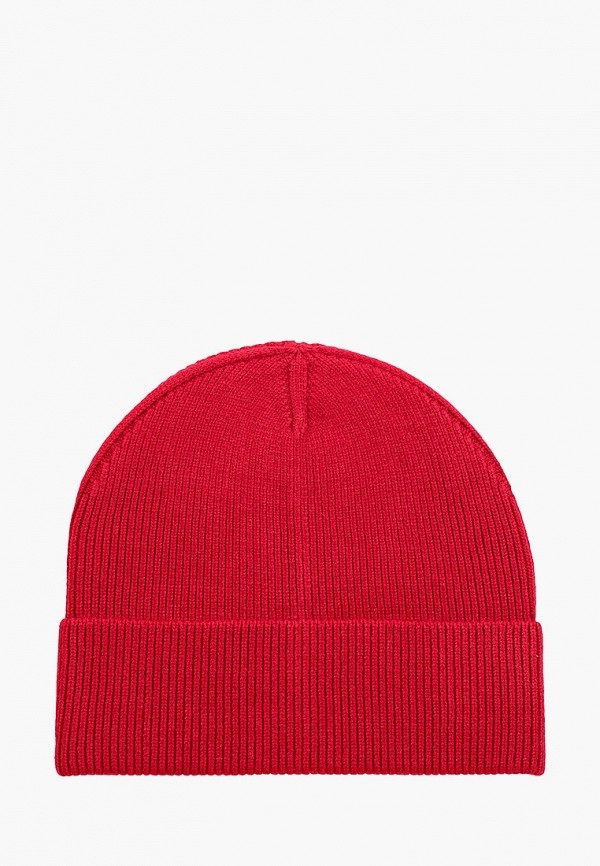 женская шапка fabretti, красная