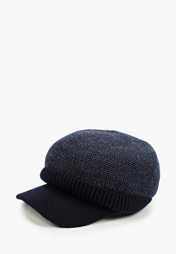 мужская кепка fabretti, синяя