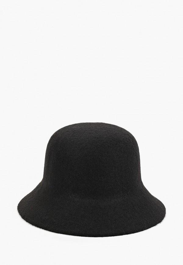 женская шляпа fabretti, черная