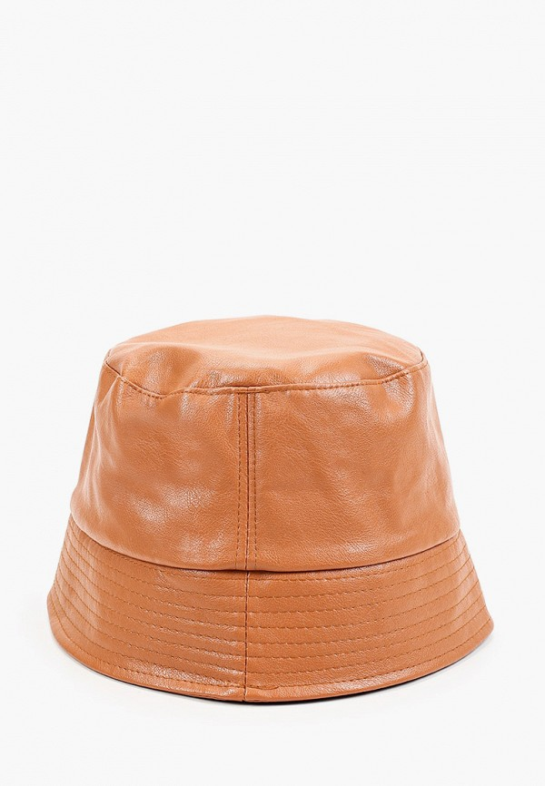 Панама Fabretti коричневого цвета