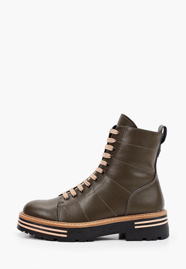 Ботинки Тофа цвета хаки