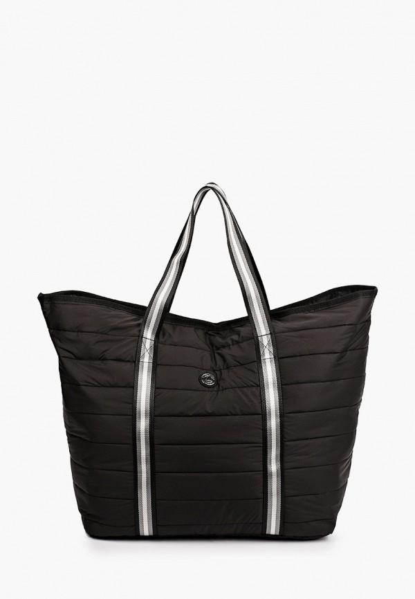 женская спортивные сумка luhta, черная