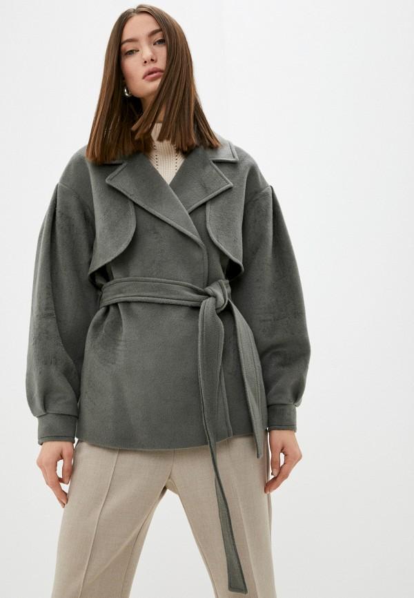 женское пальто trendyangel, хаки