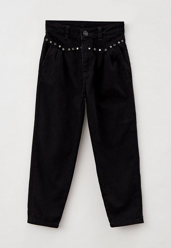 джинсы liu jo для девочки, черные