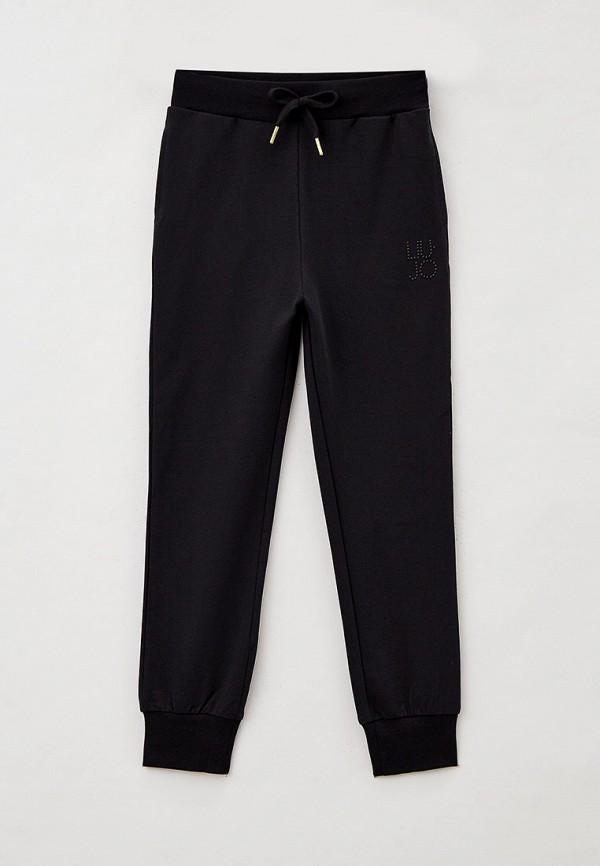 спортивные брюки liu jo для девочки, черные