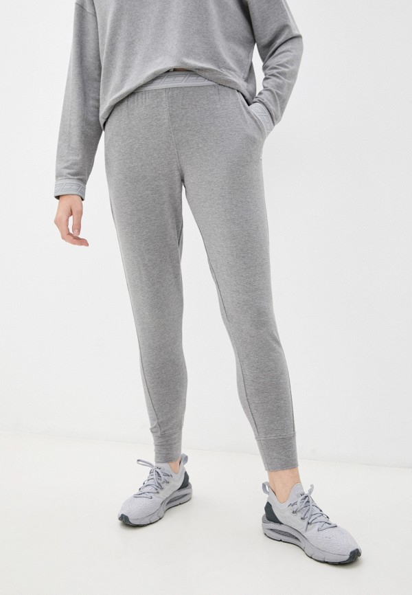 женские спортивные брюки tommy hilfiger, серые